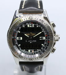 Breitling B-1 Ref. A68062 – men's wristwatch – Circa 2005