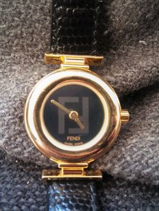 Fendi - watch with papers and box - no reserve price