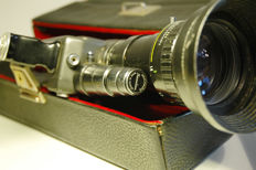 Beaulieu 4008 ZM2 - Super8 Movie Camera