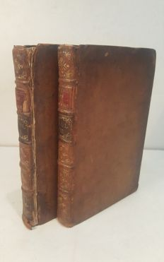 A collection of poems in two volumes by several hands - 2 volumes - 1768