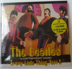 "The Beatles :""Every little thing part 2""Limited Box Set Edition"