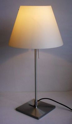 Paolo Rizzatto. Luceplan – Table lamp Costanzina.