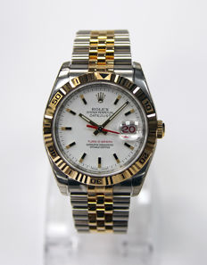 Rolex Datejust - Turn-O-Graph-  Men's - 2010 - UNUSED