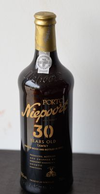 30 years old Tawny Port Niepoort - bottled in 2001 - 750ml 20,5%