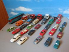Wiking/Herpa/Rietze H0 - 31 Model cars