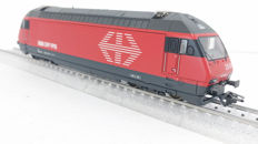 Märklin H0 - From set 29519 - Electric locomotive Re 460 of the SBB