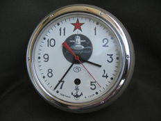 Original NAVY submarine clock СССР(USSR). 20th century (1993).
