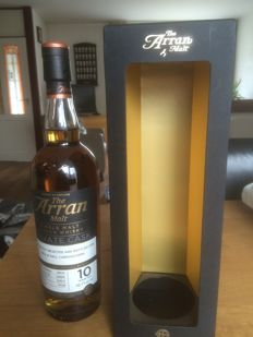 The Arran Private Cask 2004 10 years old
