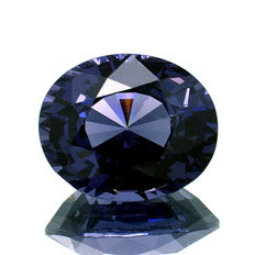 Blue spinel – 2.14 ct