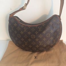 Louis Vuitton – Croissant – Leather bag