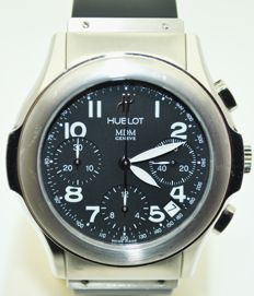 Hublot - MDM Chronograph  18K White Gold Ref. 1810.4 - Men's/Unisex - 1990's