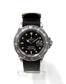 Rolex Submariner -  168000 - Men's - 1987