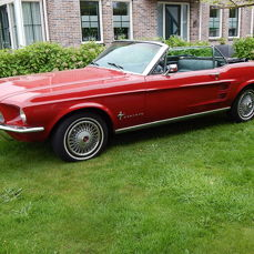 Ford - Mustang Cabriolet - 1967