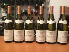 2015 Chablis (white wine from Burgundy) - Maison L.Tramier & Fils - 6 bottles