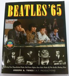 The Beatles '65 with sealed Elvis sings Beatles cd