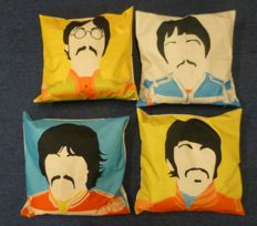 """SGT. Peppers"" Pillow Cases set"
