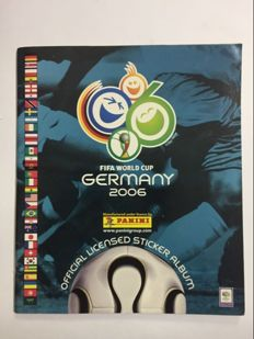 Panini - World Cup 2006 Germany - complete album.