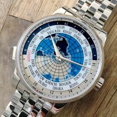 Montblanc Orbis Terrarum Heritage Spirit Ref. 7339 -- Men's watch --  2015