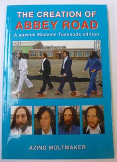 The creation of Abbey Road Limited Numbered Edition signed by Author