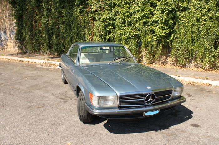 Mercedes-Benz - 450 SLC - 1973
