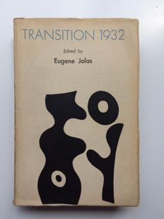 Experimental; Jolas - Transition 21. An international Workshop for the Orphic Creation - 1932