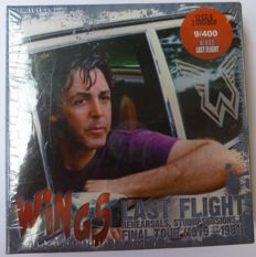 "Wings: ""Last Flight""- Limited Box Set Edition"