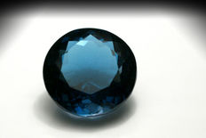London Blue Topaz – 5.43 ct