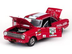 Sun Star - Scale 1/18 - Ford Falcon Racing #390 Jon Lecarner 1963