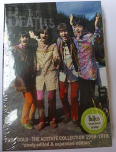 """The Beatles acetates collecion"": limited edition numbered box set Edition"