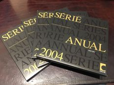 Portugal - Annual Serie 2004 (4 BU Set´s)