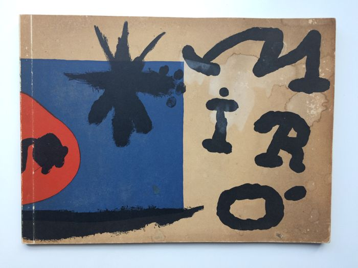 Miro - Das Graphische Werk / The Graphic Work / L'Oeuvre Graphique - 1957
