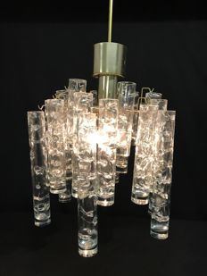 Doria (Attri.) – ice – glass design – chandelier