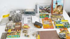 Faller/Vollmer H0 - Construction kits, scenery, lights etc.