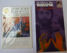 "Wingspan Box Set plus ""Paul live in Rio"""