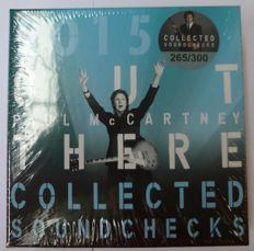 "Paul McCartney  : ""Collected Soundchecks"" Limited Box Set Edition"