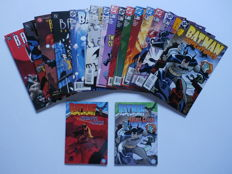 "Collection Of DC Comics - Batman Adventures - x12 SC + 4 TPB's + 2 Mini-Books - Including ""Mad Love"" 2nd Harley Quinn App. + Origin - (1993/2004)"
