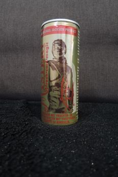 Mystery Drink MICHAEL JACKSON While the HIStory tour is in full swing, an official drink is launched Mystery