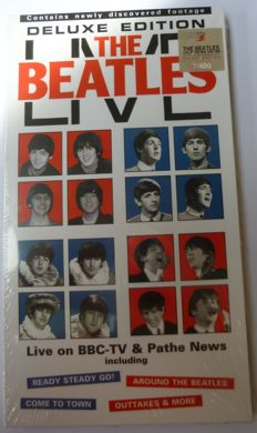 """Beatles BBC"" dvd set : 4 dvd set, limited numbered edition"