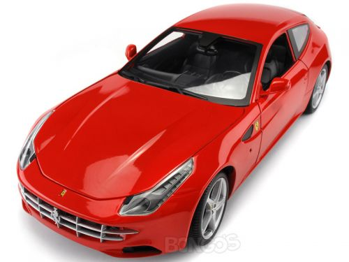 Hot Wheels - 1:18 - HotWheels - Ferrari FF 2012 - rood