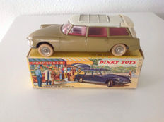 Dinky Toys-France - Scale 1/43 - Citroën ID-19 Break - No.539