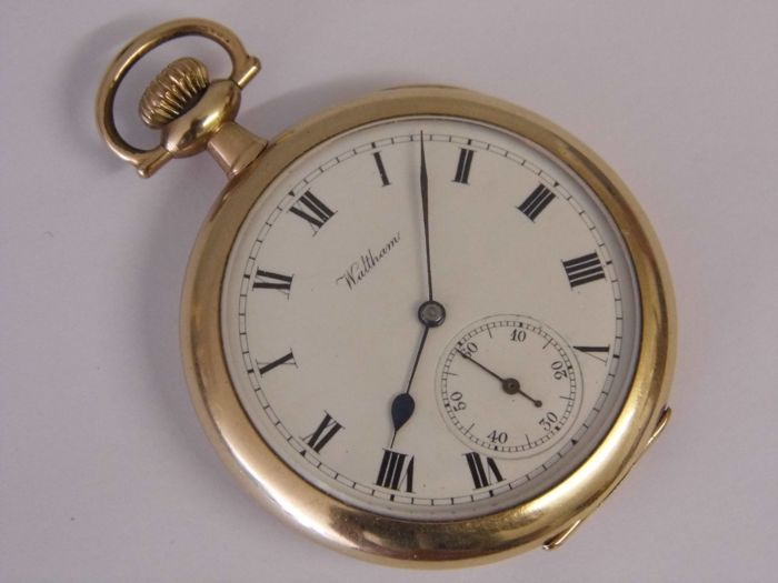 Waltham – pocket watch – 18874251 – circa 1900