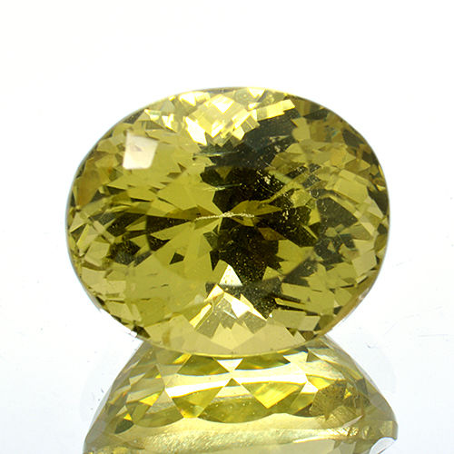 Yellow-Green Mali Garnet – 1.13 ct – No Reserve Price