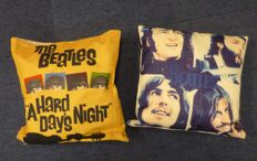 Rare Beatles Pillow Cases