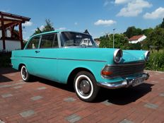 Opel - Rekord 1700 P2  40 kW - year of production: 1963