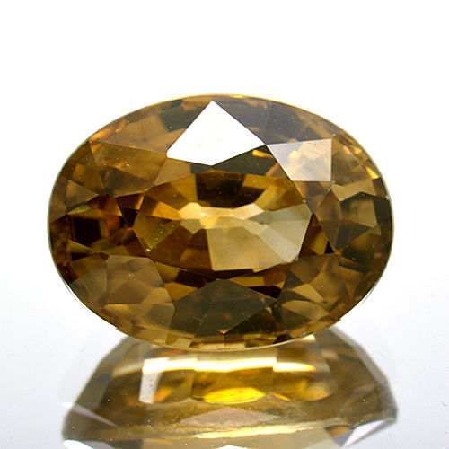 Zircón Marrón - 2.34 ct. - No Reserve Price