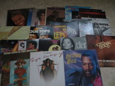Funk / Soul - Various Artists - lot of nineteen  (19) LP's &  from the seventies, eighties