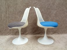 Pastoe – 2 x tulip chairs
