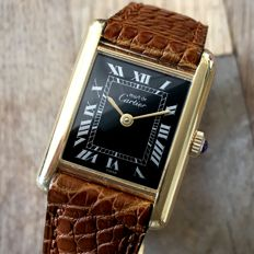 Must de Cartier Tank Vintage - Women´s Watch - 1978