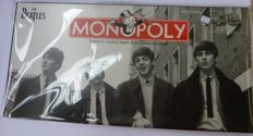 Beatles monopoly game set
