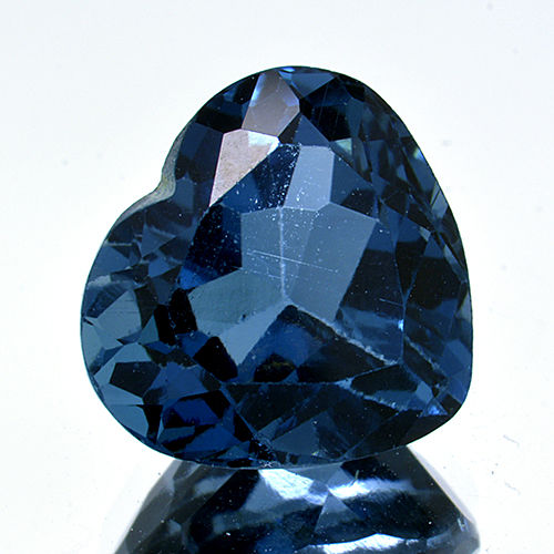 London blue topaz - 2.58 ct - No reserve price.